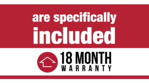 Click to get your 18 month extended home warranty