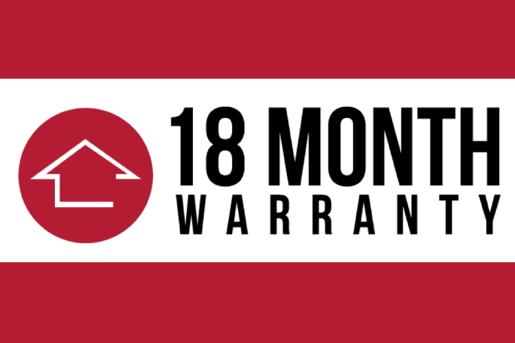 18 Month Home Warranty