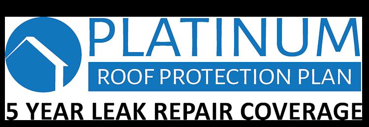 BAHI 5-year Platinum Roof Warranty